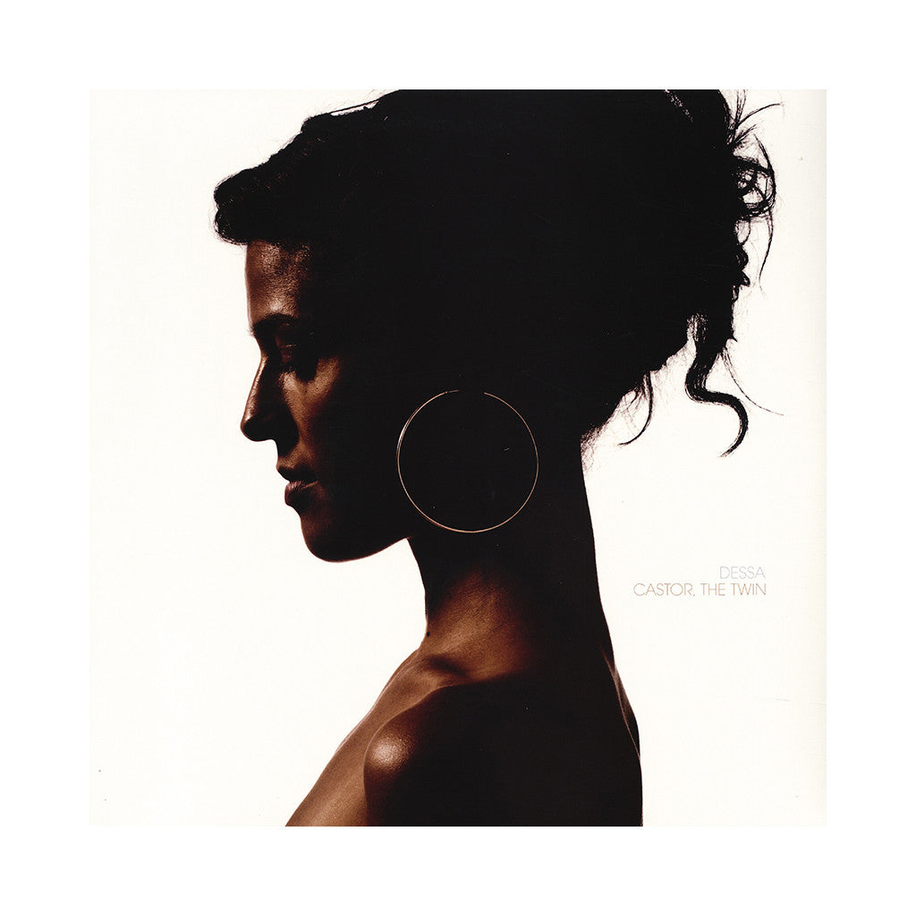<!--020140419063040-->Dessa - 'Castor, The Twin (Deluxe Edition)' [(White) Vinyl LP]