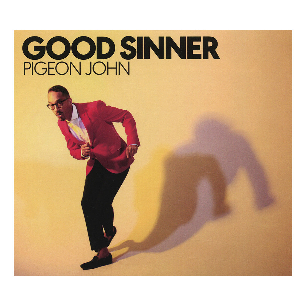 Pigeon John - 'Good Sinner' [CD]