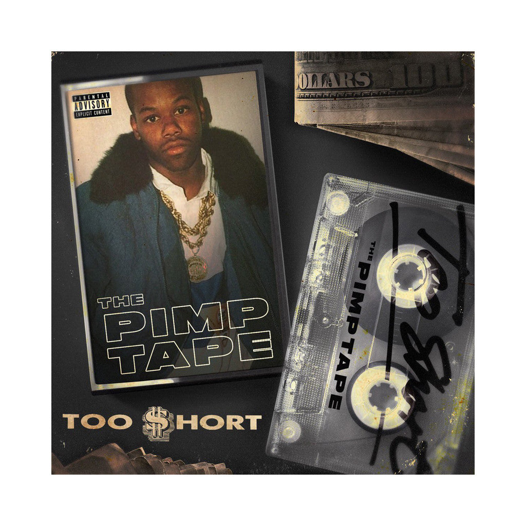 Too $hort - 'The Pimp Tape' [CD]