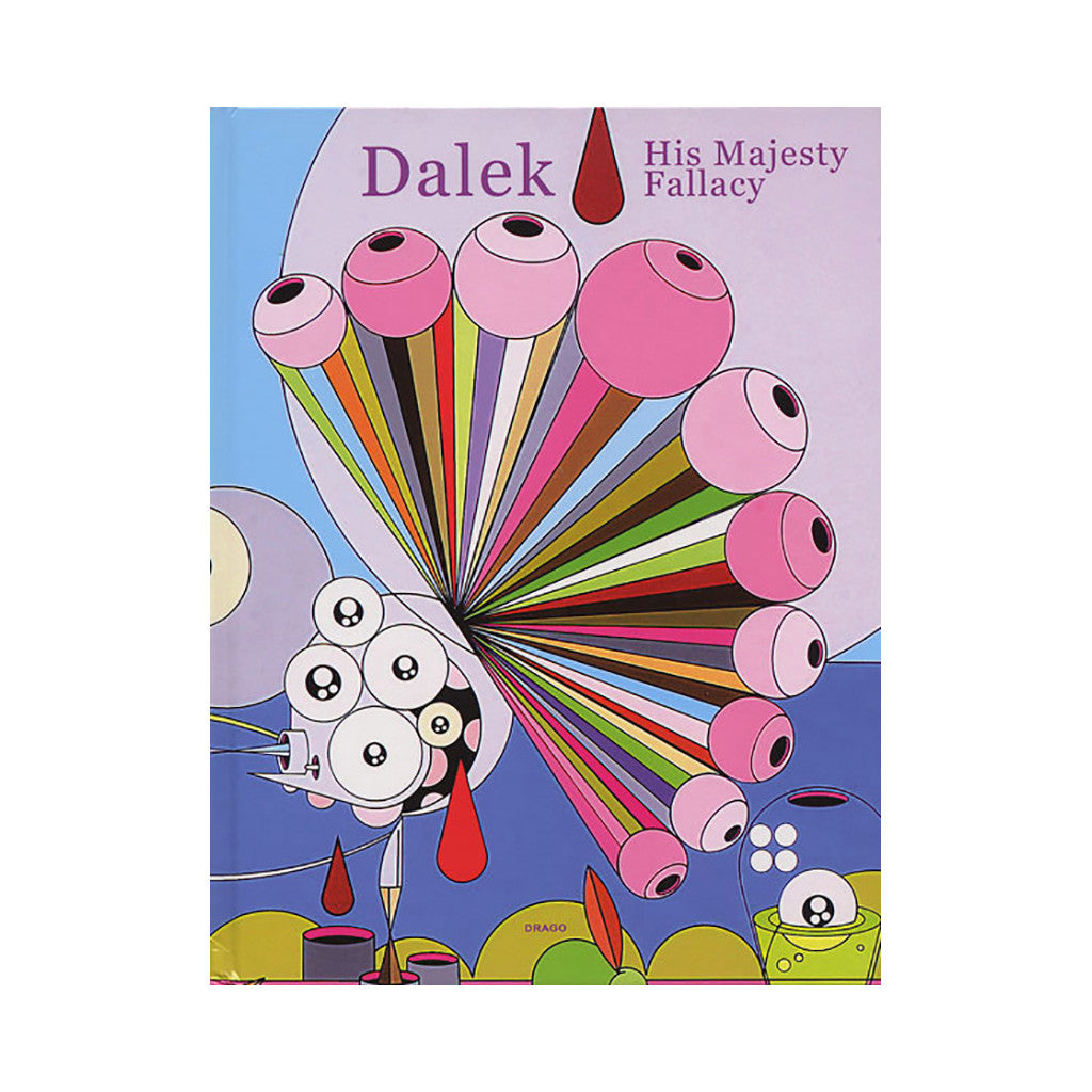 <!--020090101019668-->Dalek - 'His Majesty Fallacy' [Book]