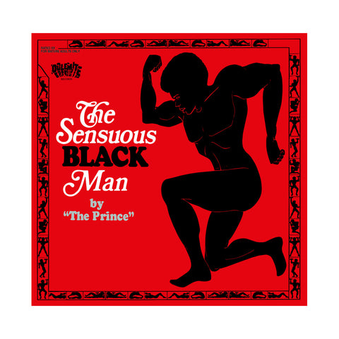 The Prince - 'The Sensuous Black Man' [CD]