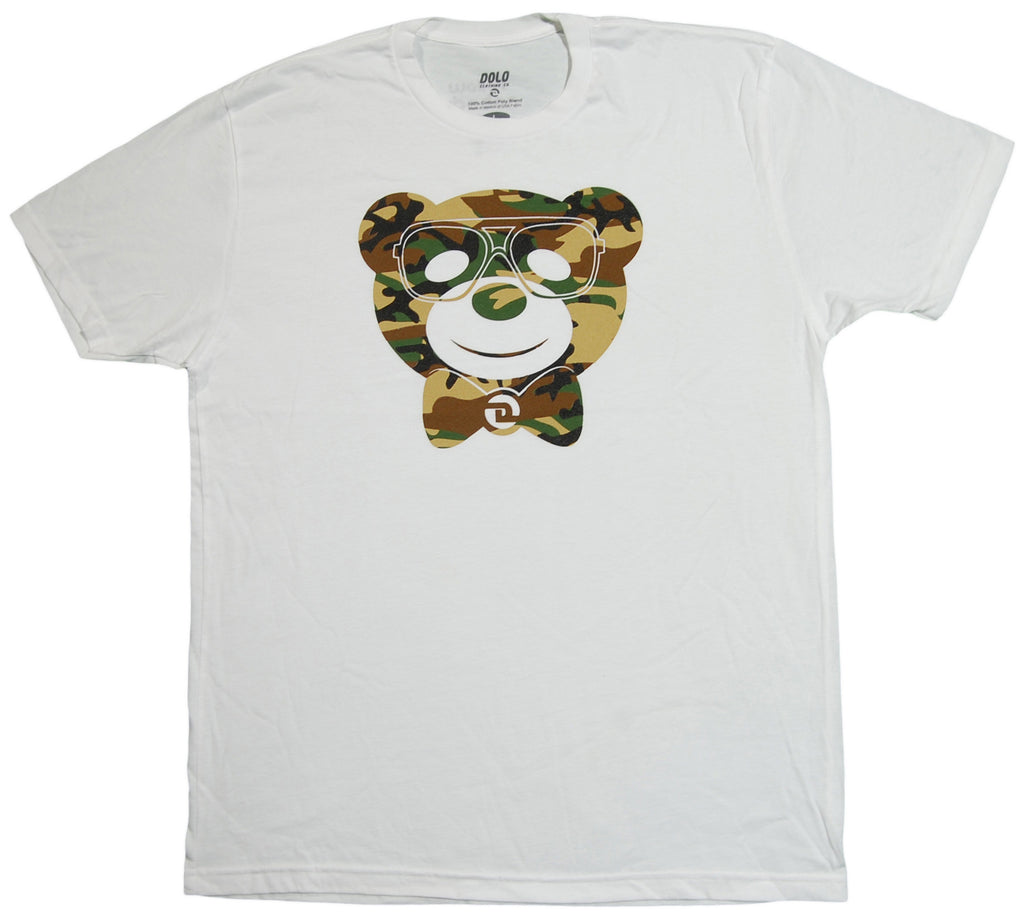 <!--2013071617-->Dolo Clothing - 'Brave Heart' [(White) T-Shirt]