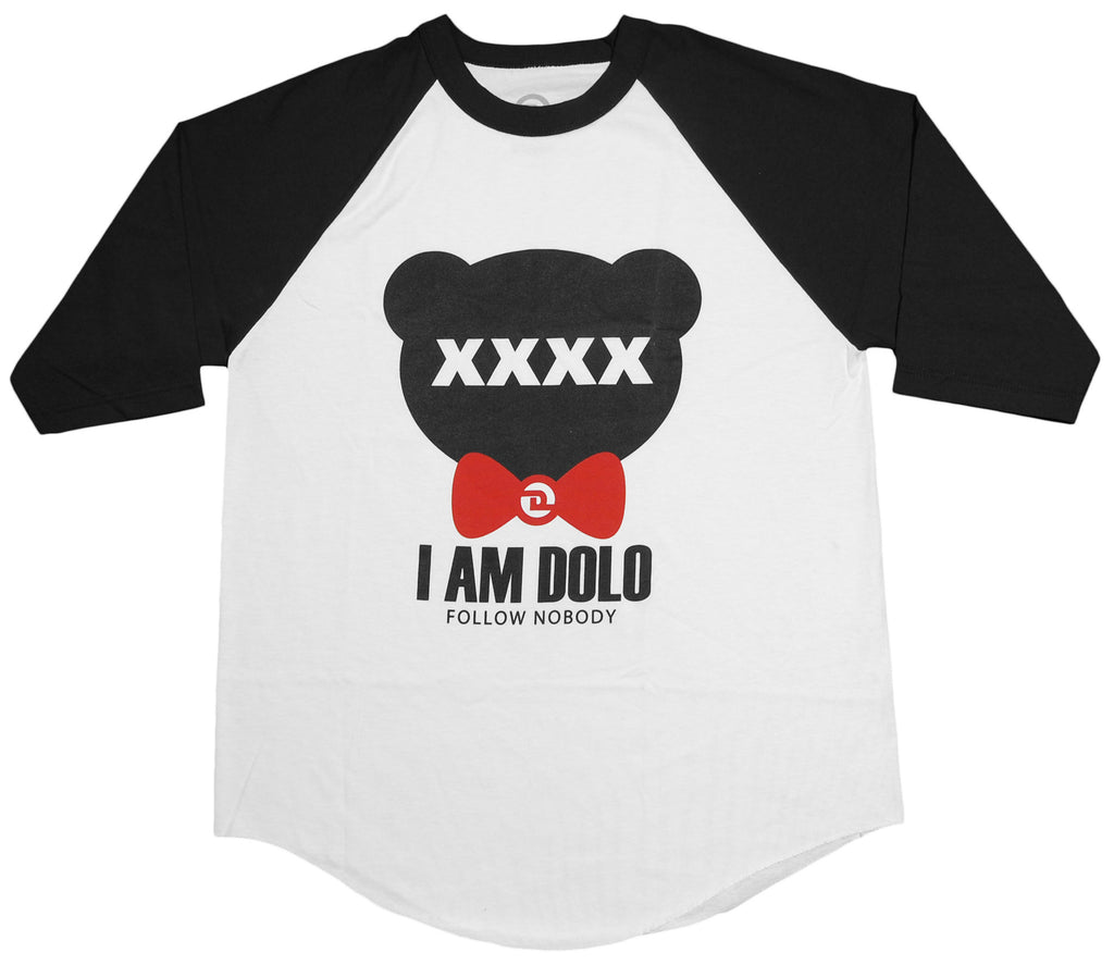 <!--2012101601-->Dolo Clothing - 'I'm Dolo - White/ Black' [(White) T-Shirt]