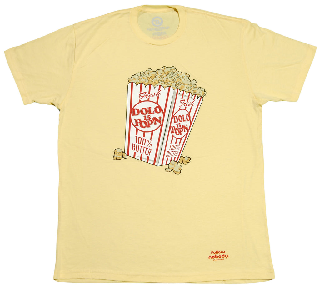 <!--2012050813-->Dolo Clothing - 'Dolo Is Pop'n' [(Yellow) T-Shirt]