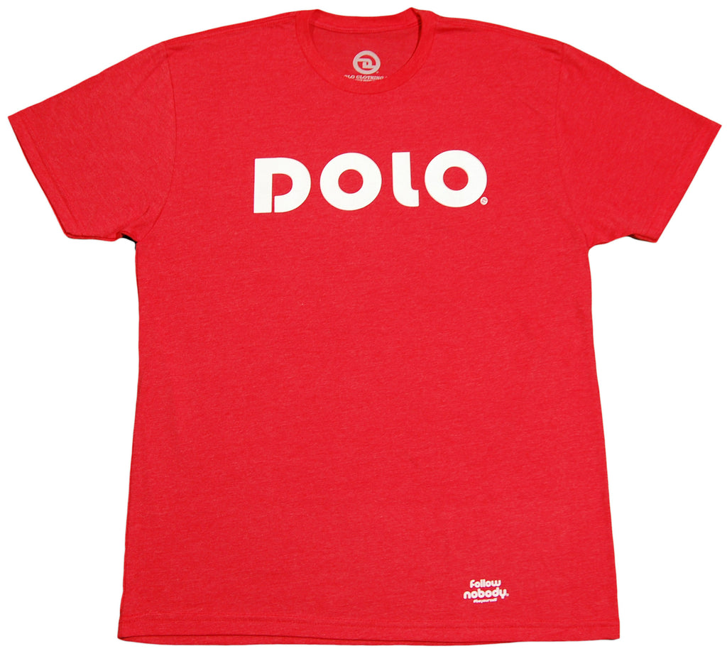 <!--2012050809-->Dolo Clothing - 'Dolo' [(Red) T-Shirt]