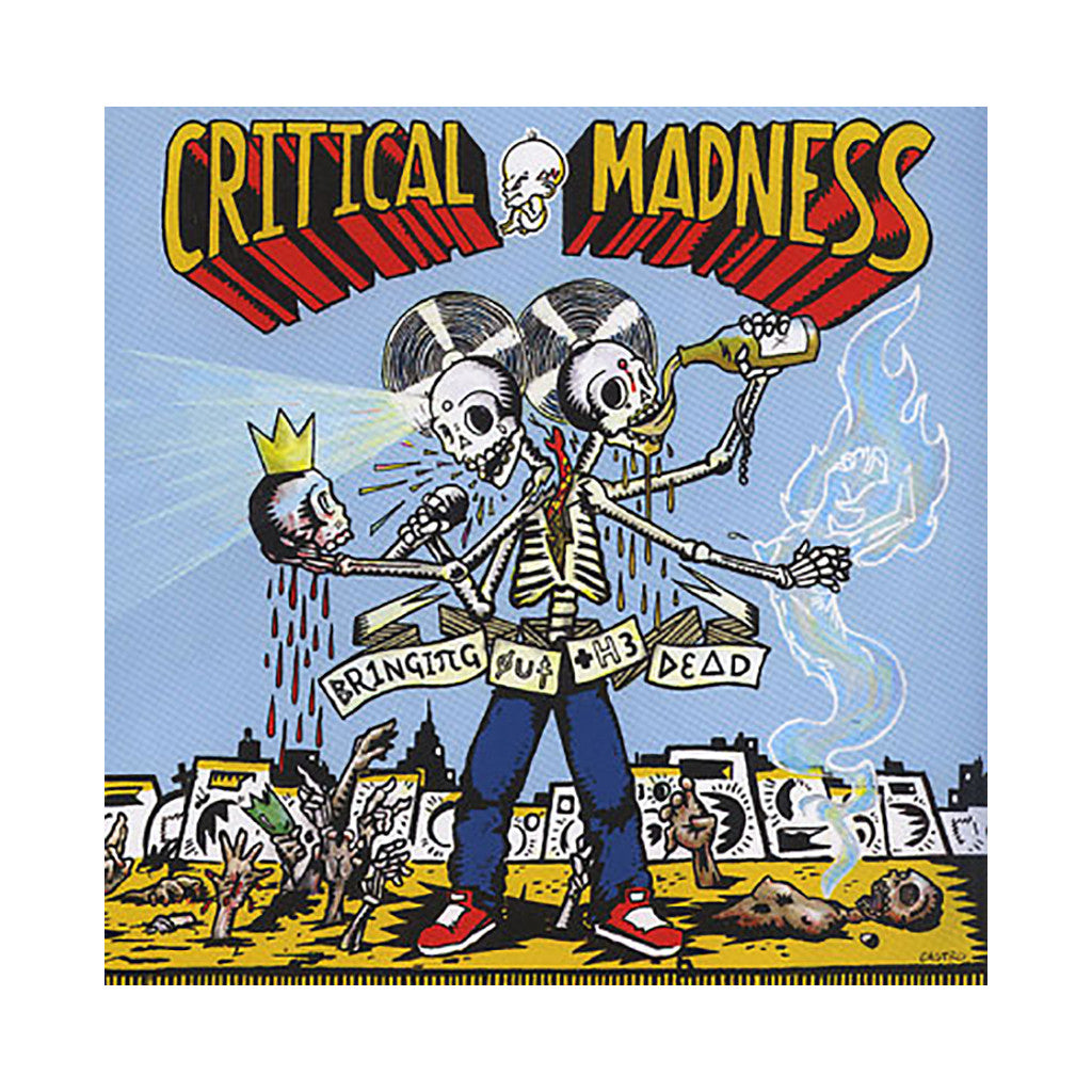 <!--2007100154-->Critical Madness - 'Meal Tickets Pt. 1' [Streaming Audio]