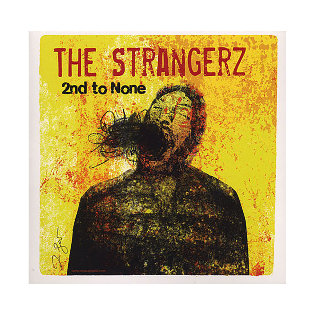 The Strangerz - '2nd To None' [CD]