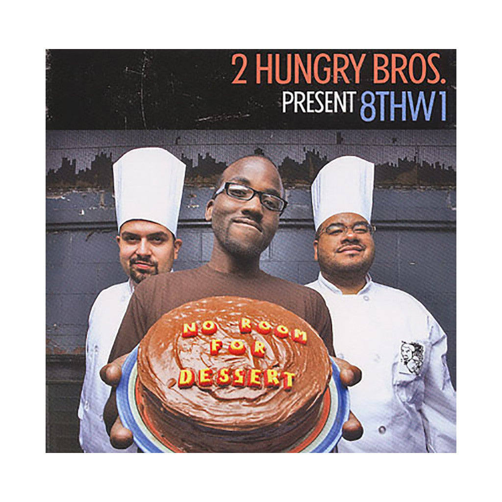 <!--2010090245-->2 Hungry Brothers & 8thW1 - 'Poppers' [Streaming Audio]