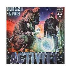 Count Bass D & DJ Pocket - 'Activity' [CD]