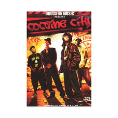 <!--020070417009470-->Drugs On Music Present - 'Cocaine City' [DVD]