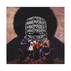 IMAKEMADBEATS - 'IMAKEMADBEATS' [CD]