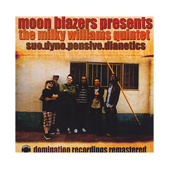 <!--020110118027178-->Moon Blazers - 'Moon Blazers Presents The Milky Williams Quintet' [CD]