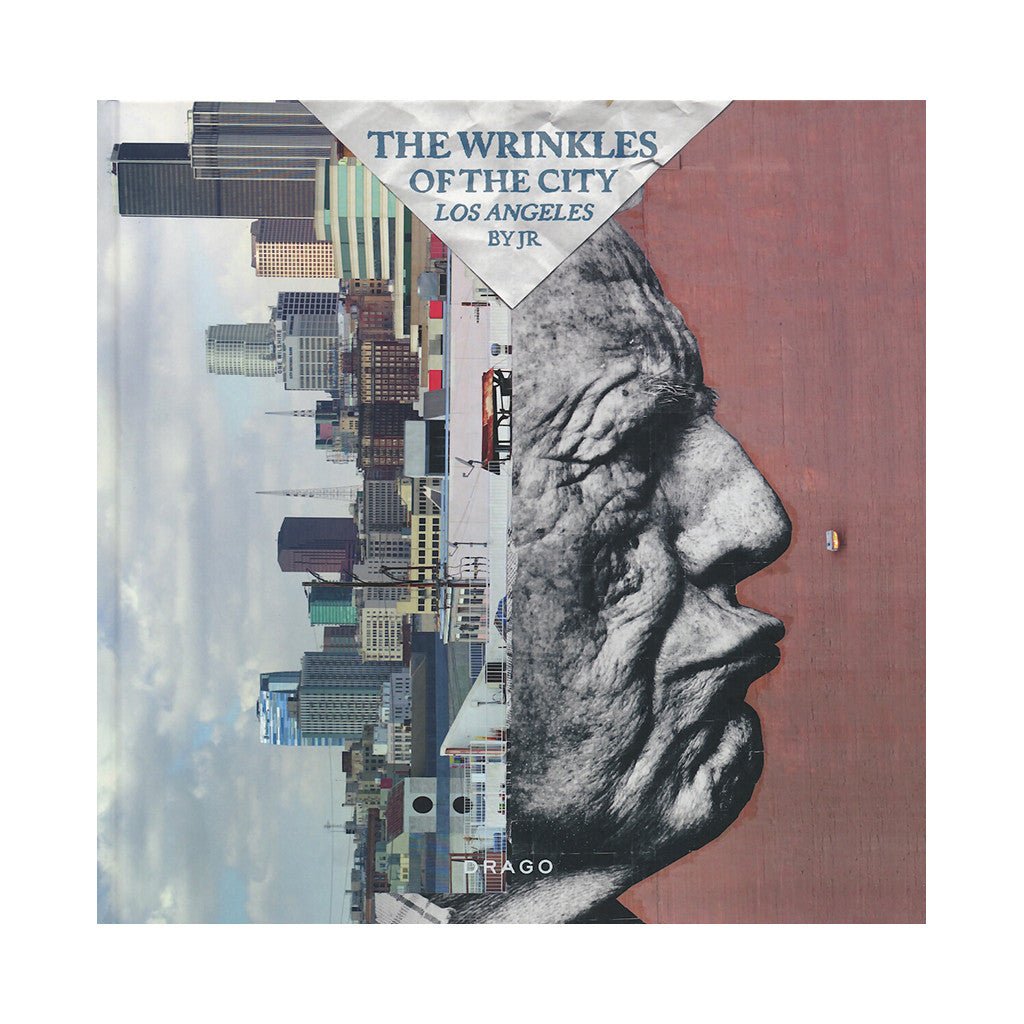 <!--020121101000695-->JR - 'The Wrinkles Of The City: Los Angeles' [Book]