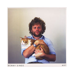 <!--020111101036386-->Benny Sings - 'Art' [(White) Vinyl LP]