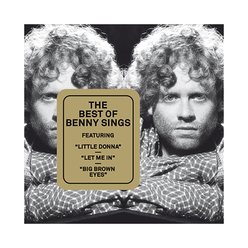 <!--020121002048405-->Benny Sings - 'The Best Of' [CD]