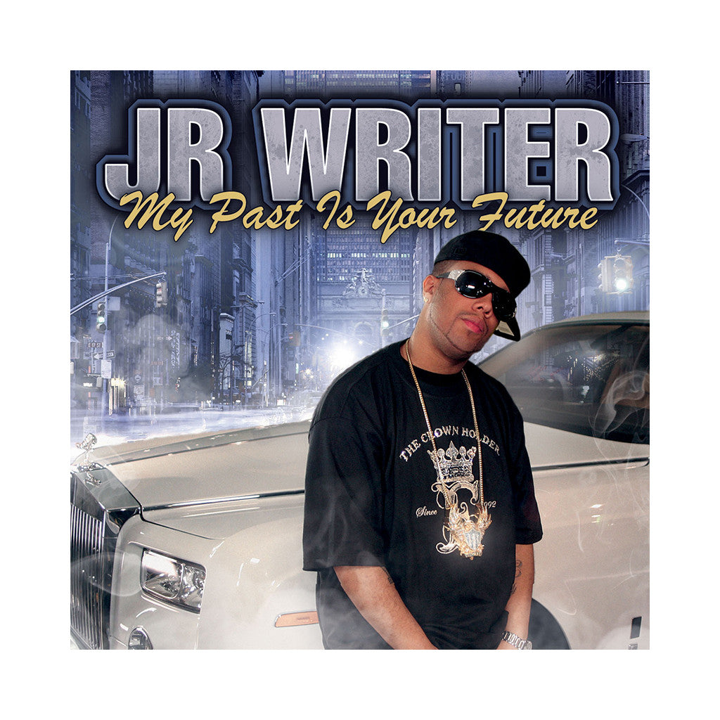 J.R. Writer - 'My Past Is Your Future' [CD [2CD]]