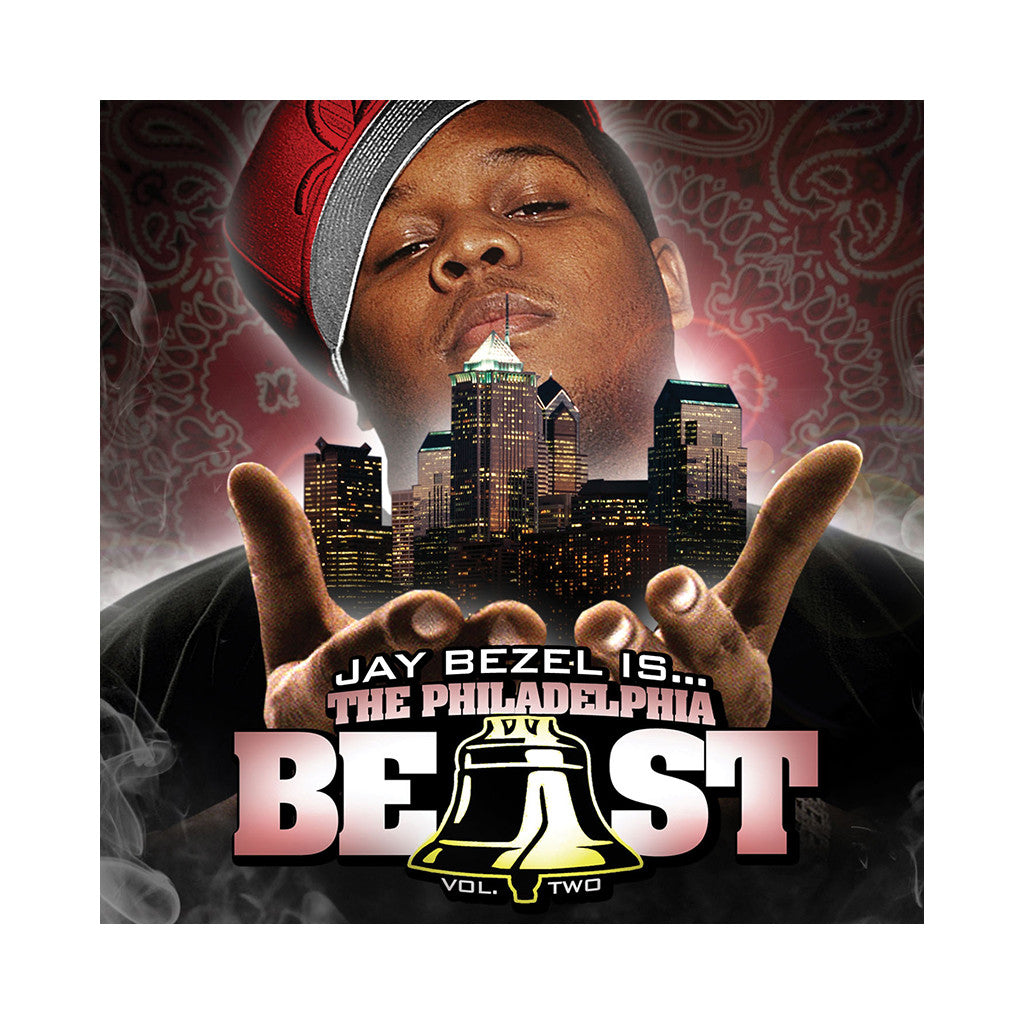<!--020070123008638-->Jay Bezel - 'The Philadelphia Beast Vol. 2' [CD]