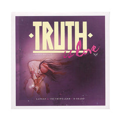 <!--2009031753-->Lateef The Truth Speaker - 'Truth Is Love' [CD]