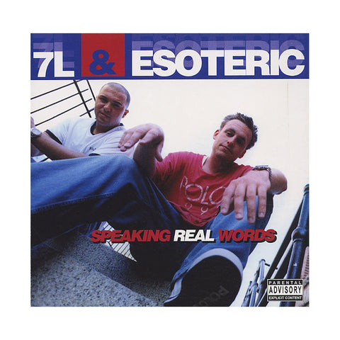 7L & Esoteric - 'Speaking Real Words EP' [CD]