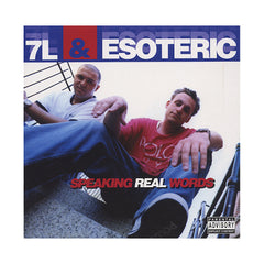 <!--120060131006614-->7L & Esoteric - 'Speaking Real Words EP' [CD]