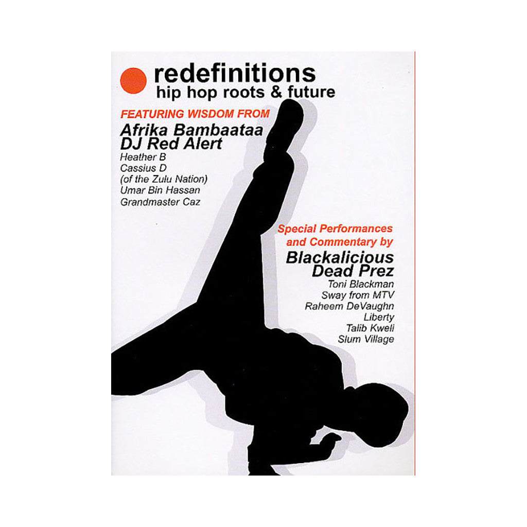 <!--020051213006281-->Redefinitions - 'Hip Hop Roots & Future' [DVD]