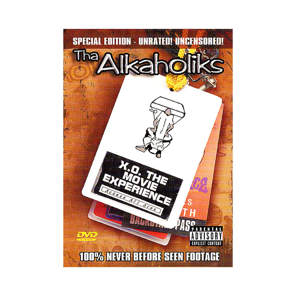 <!--020020430005593-->Tha Alkaholiks - 'X.O. The Movie Experience' [DVD]