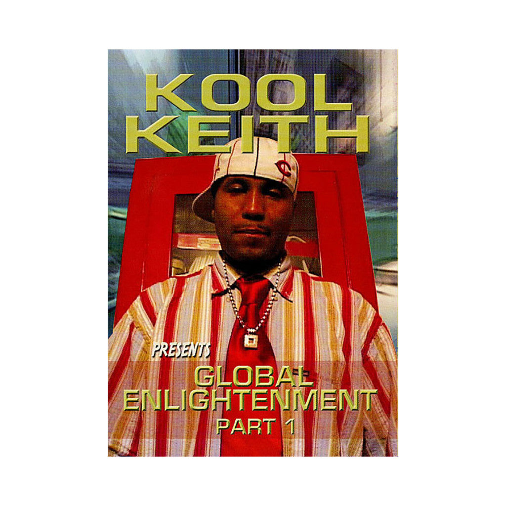 <!--020051213006293-->Kool Keith - 'Global Enlightenment Part 1' [DVD]