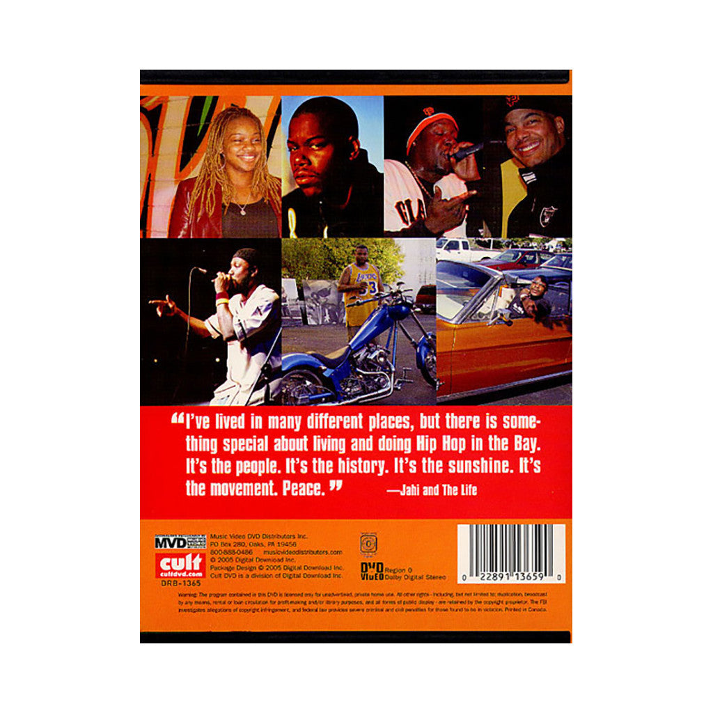 <!--020051213006304-->'Hip Hop By Da Bay' [DVD]