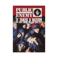 Public Enemy - 'It Takes A Nation: The First London Invasion Tour 1987' [DVD]