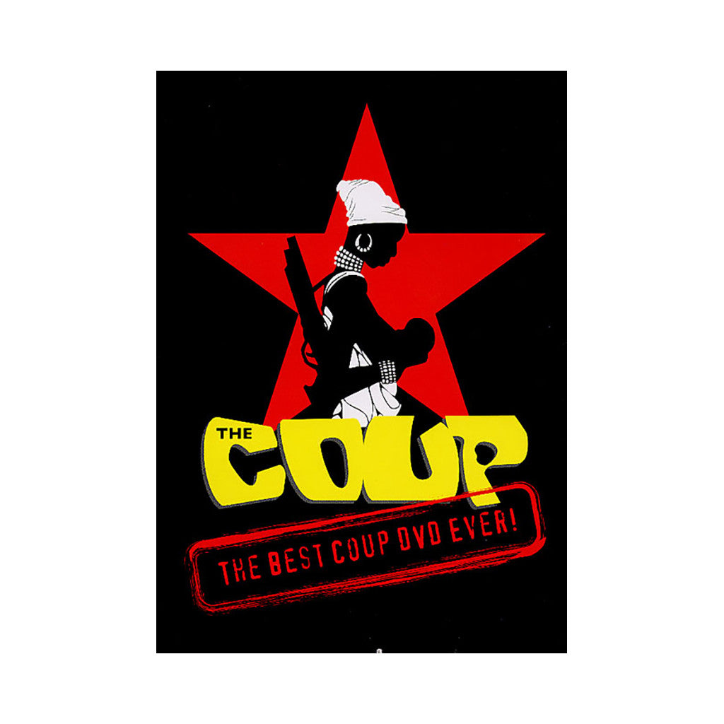 <!--020060411007055-->The Coup - 'The Best Coup DVD Ever!' [DVD]