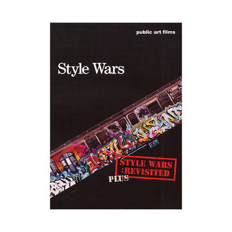 "[""Style Wars - 'Style Wars: The Film + Style Wars: Revisited' [DVD]""]"