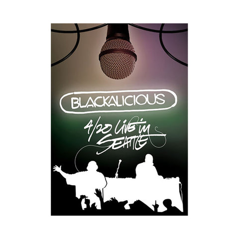 "[""Blackalicious - '4/20/06: Live In Seattle' [DVD]""]"