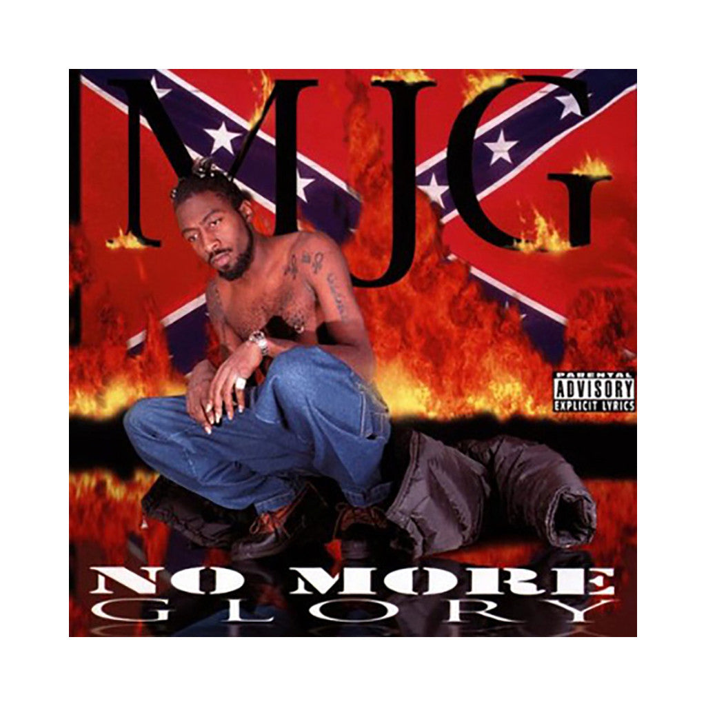 MJG - 'No More Glory' [CD]
