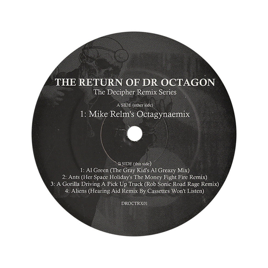 <!--2007030836-->Dr. Octagon - 'Gorilla Driving A Pick Up Truck (Remix)' [Streaming Audio]