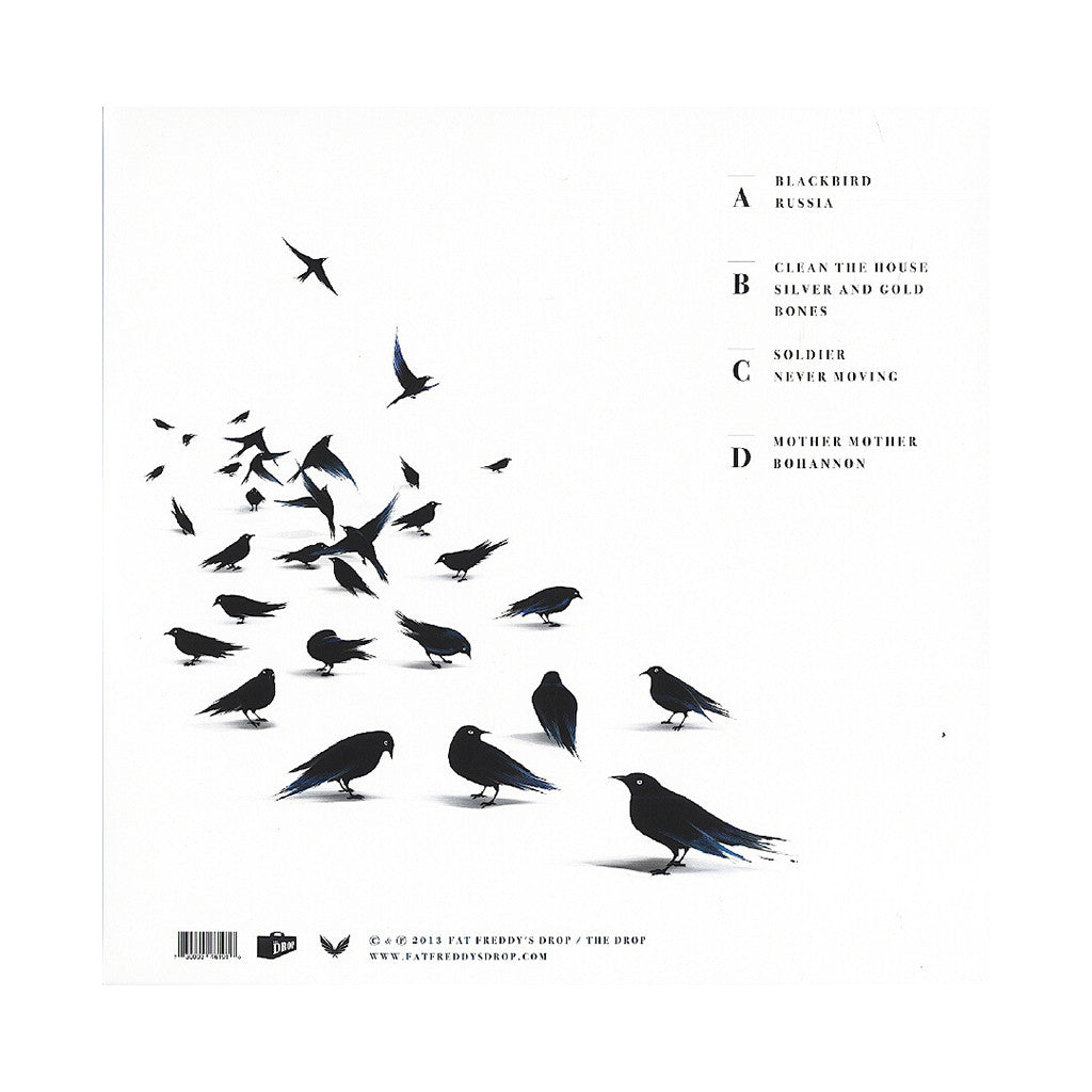 Fat Freddy's Drop - 'Blackbird' [(Black) Vinyl [2LP]]