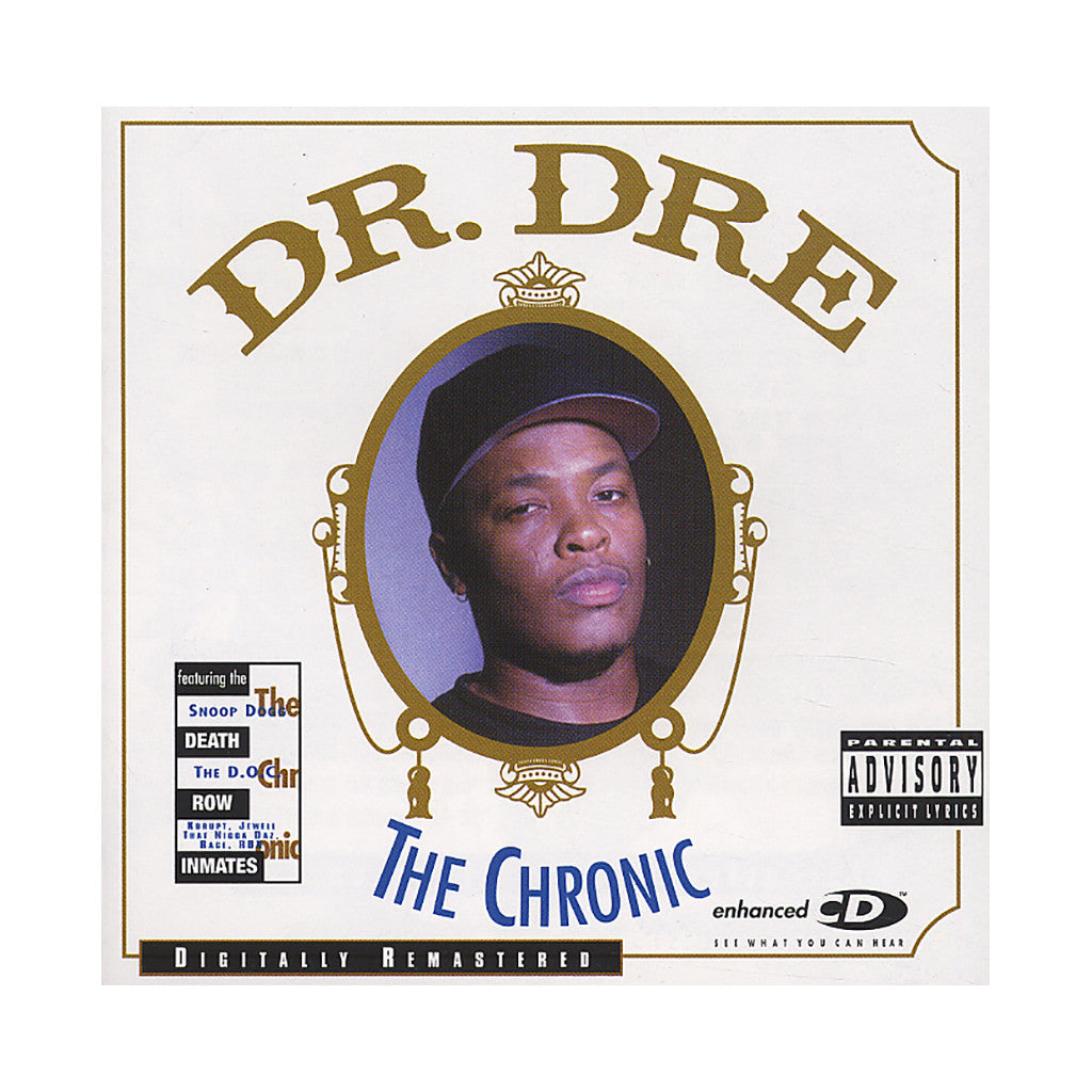 <!--119921215003683-->Dr. Dre - 'The Chronic' [CD]