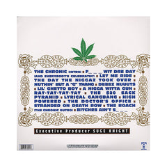 Dr. Dre - 'The Chronic' [(Black) Vinyl [2LP]]