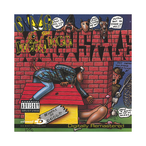 "[""Snoop Doggy Dogg - 'Doggystyle' [CD]""]"