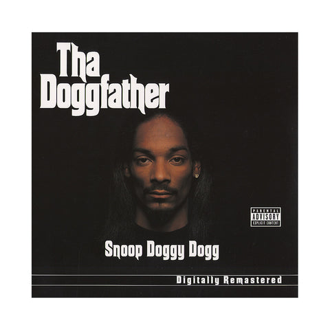 "[""Snoop Doggy Dogg - 'Tha Doggfather' [(Black) Vinyl [2LP]]""]"