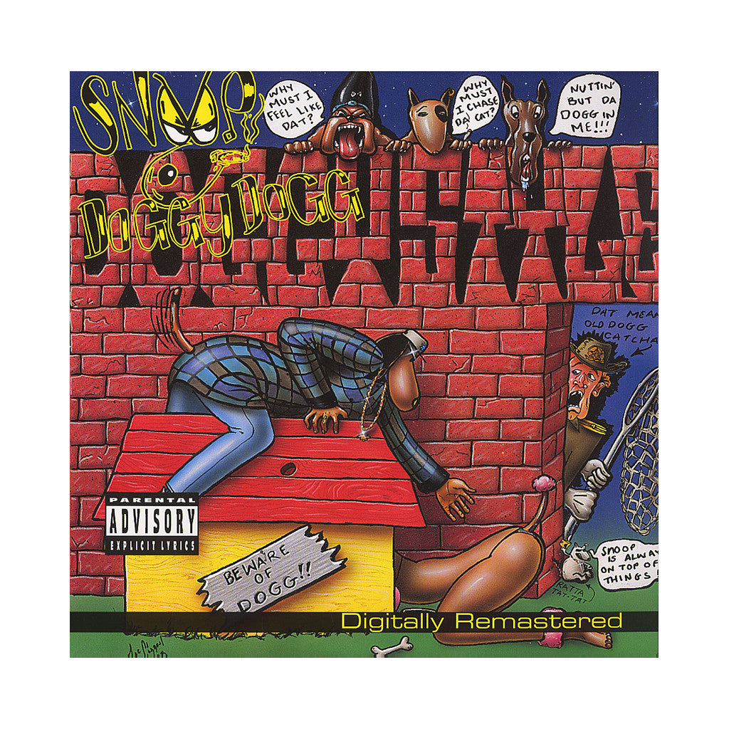 Snoop Doggy Dogg - 'Doggystyle (w/ DVD)' [CD]