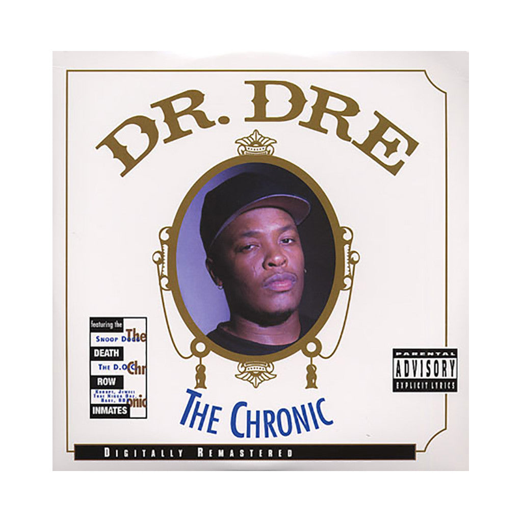 <!--020051206006252-->Dr. Dre - 'The Chronic (w/ DVD)' [CD]