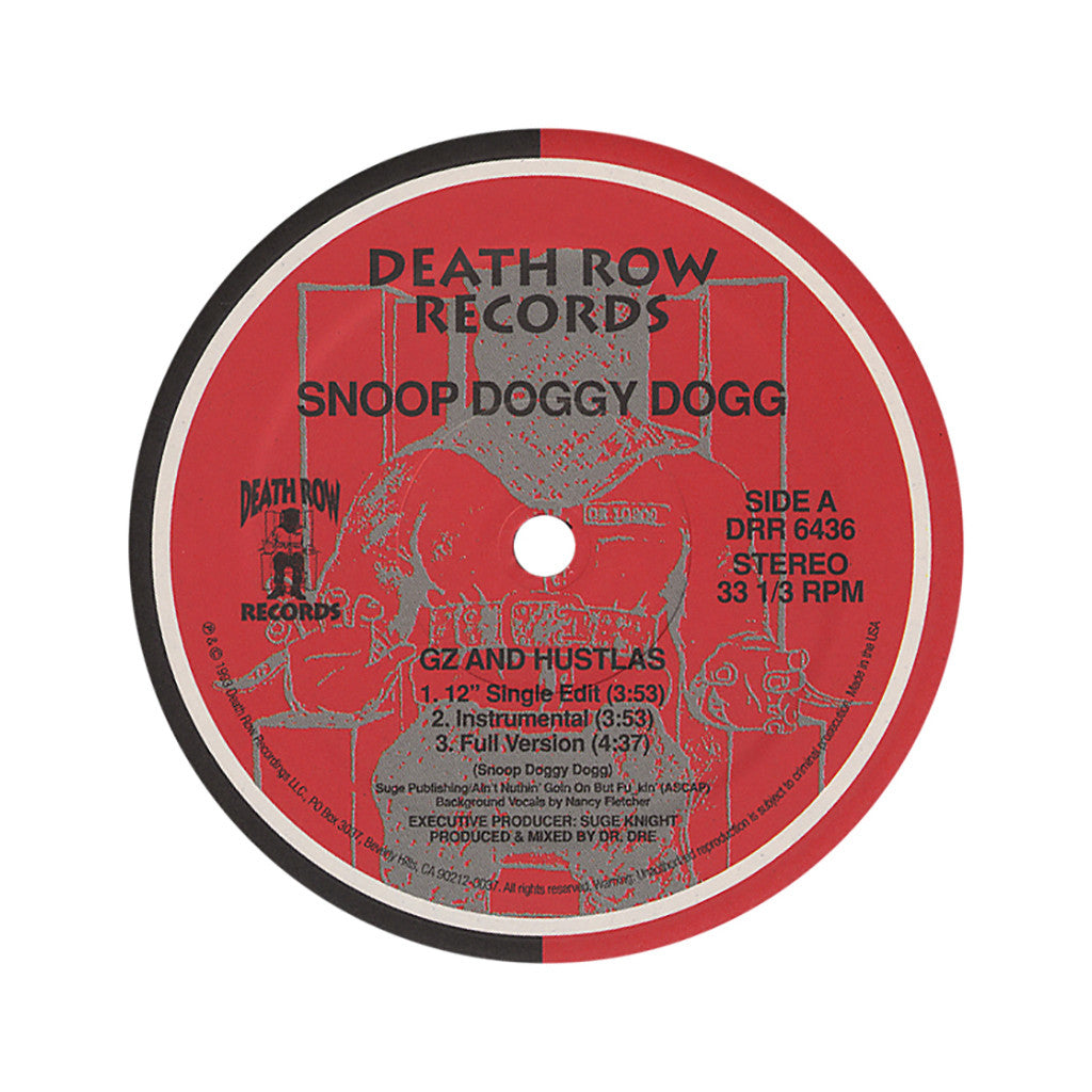 <!--2007110117-->Snoop Doggy Dogg - 'Gz And Hustlas (Edit)' [Streaming Audio]