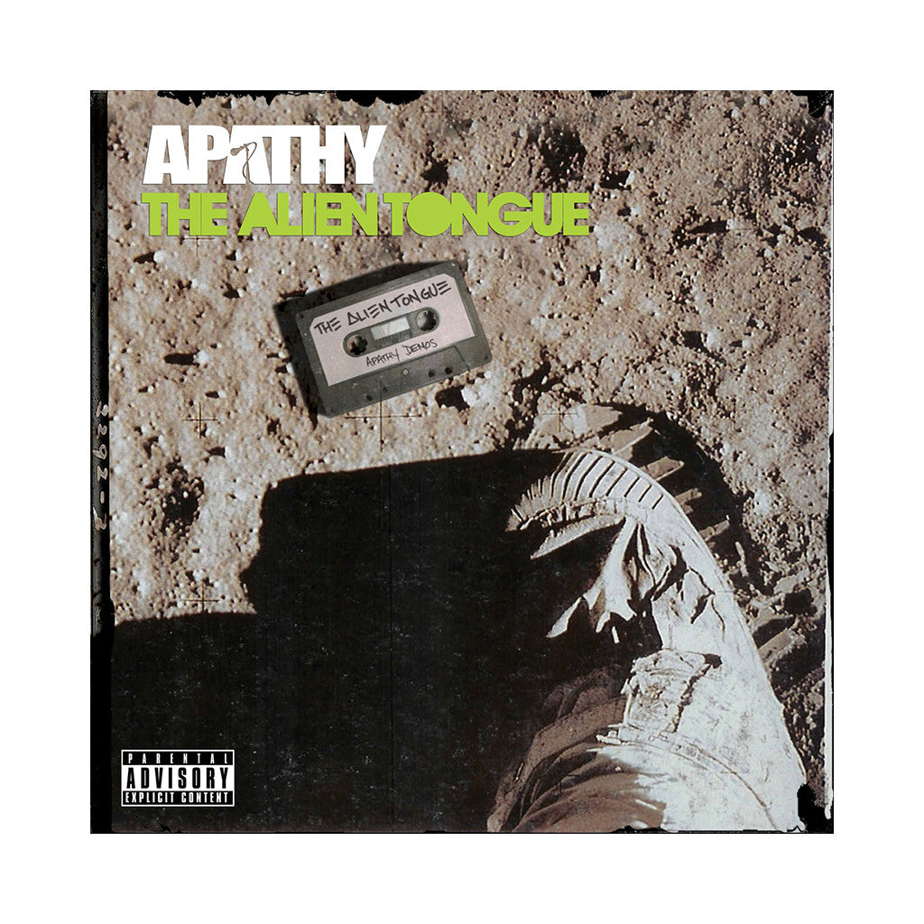 <!--120120911048410-->Apathy - 'The Alien Tongue' [CD]