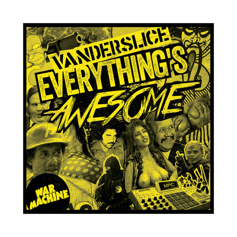 "[""Vanderslice - 'Everything's Awesome' [CD]""]"