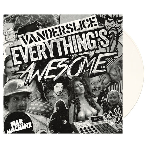 "[""Vanderslice - 'Everything's Awesome' [(White) Vinyl LP]""]"
