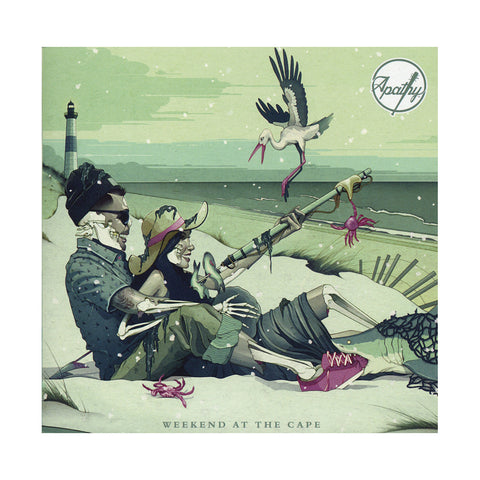 Apathy - 'Weekend At The Cape' [CD]