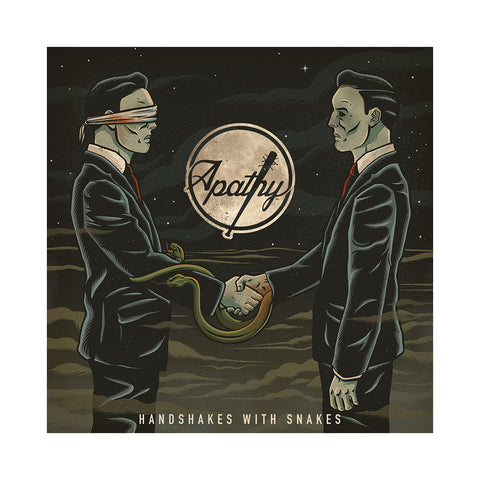 Apathy - 'Handshakes With Snakes' [CD]