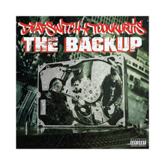 <!--120170317074892-->Deaf Switch & Toon Kurtis - 'The Backup' [CD]