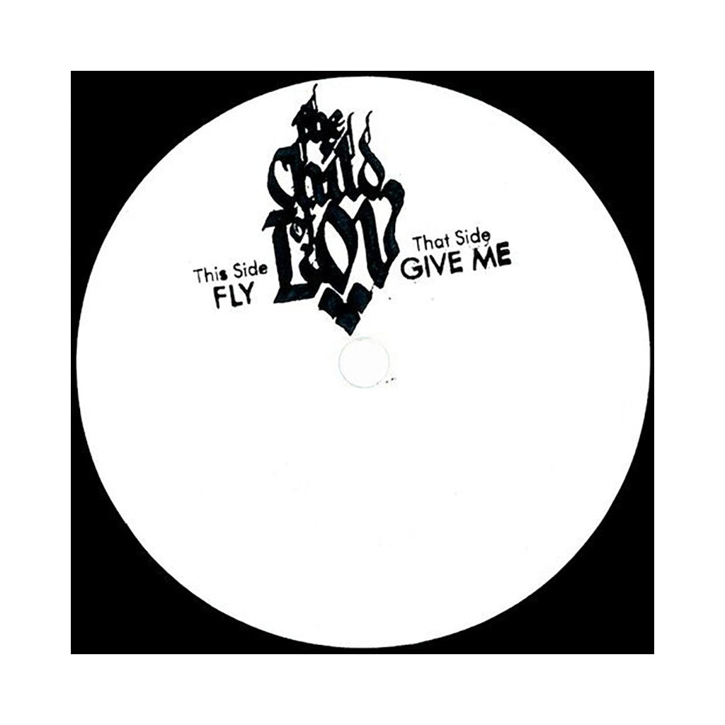 "<!--020130422000867-->The Child Of Lov - 'Fly/ Give Me' [(Black) 10"""" Vinyl Single]"