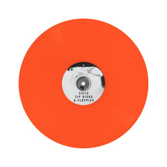 Exile - 'Zip Disks & Floppies' [(Orange) Vinyl LP]